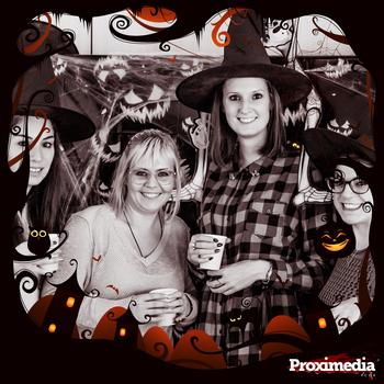 Proximedia fête Halloween