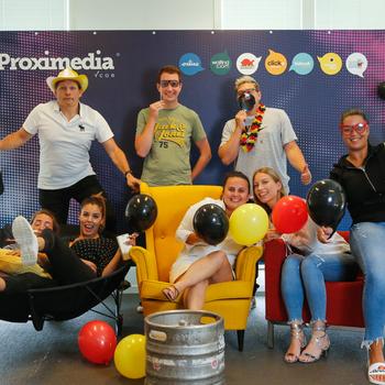 Journées mondiales de la bière belge et de la frite belge