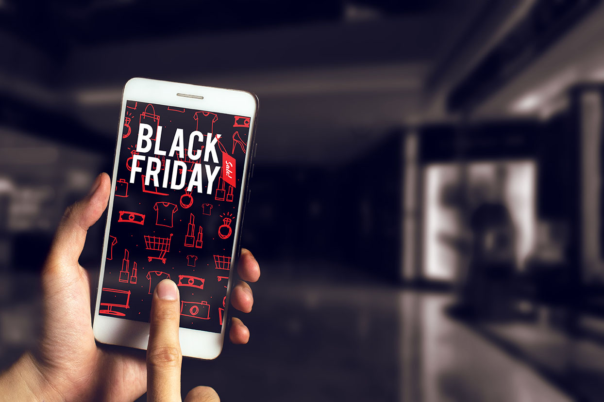 Proximedia Black Friday e-commerce