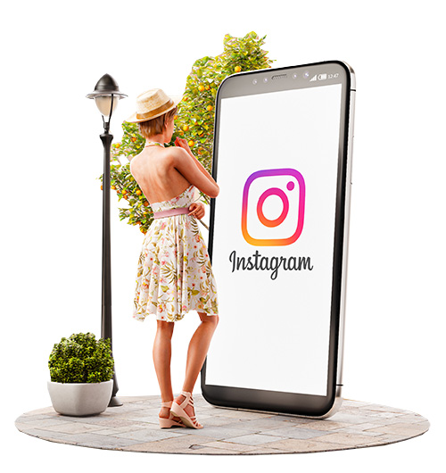 Instagram compte professionnel